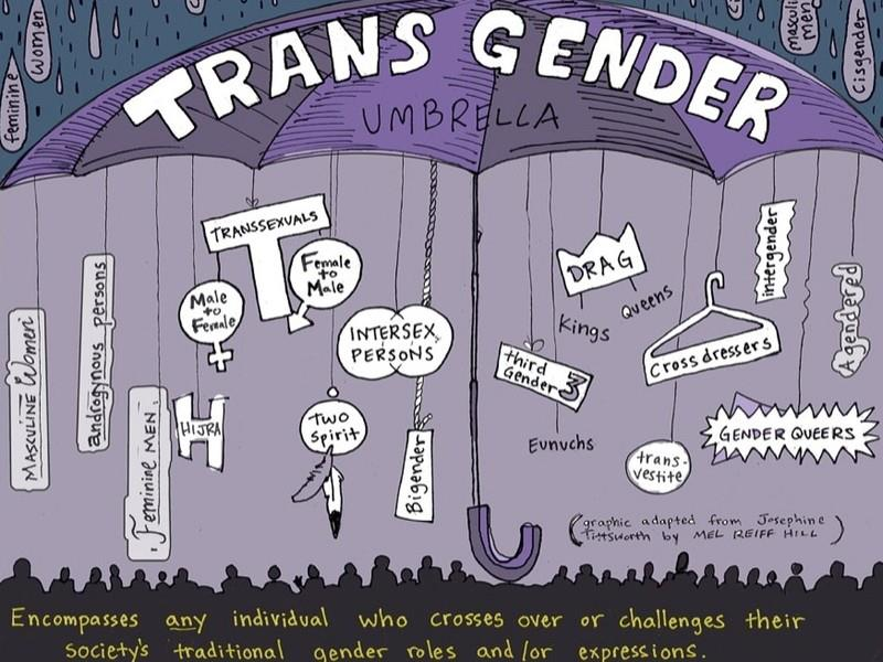 The Trans* Umbrella